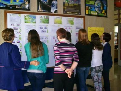 Raznim aktivnostima obilježen Dan zaštite okoliša u labinskoj Srednjoj školi