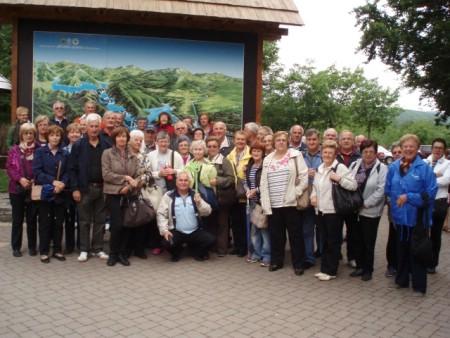 Uspješno realiziran izlet u Nacionalni park Plitvička jezera