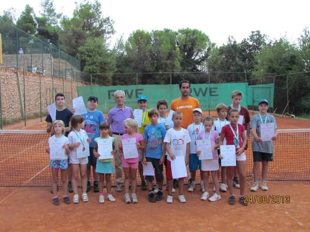 TK Rabac organizira tenis školu