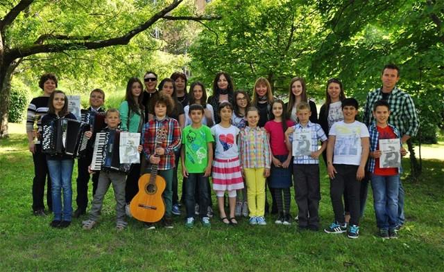 Dva koncerta škole Matko Brajša Rašan