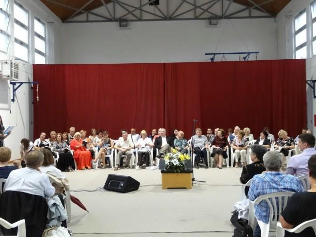 I labinski pjesnici na 21. susretu čakavskih pjesnika - Verši na šterni