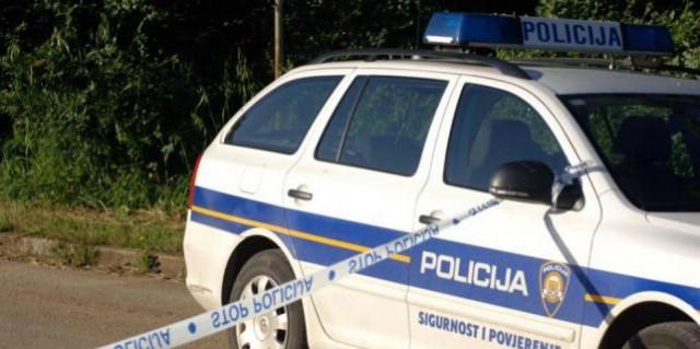 Kršan: Par iz Italije lakše stradao na motociklu