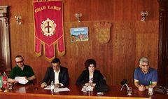"Sudionici projekta ""Rudnici kulture"" u Labinu"