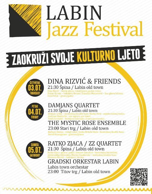 Labin Art Republika - Labin jazz festival 3. - 5. srpnja 2014. godine