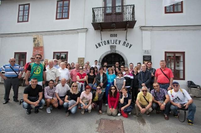 """Održan 4. susret partnera u projektu MINHER """"Rudarsko nasljeđe: generator gospodarskog i turističkog razvoja"""" u Velenju i Idriji (Slovenija)"""