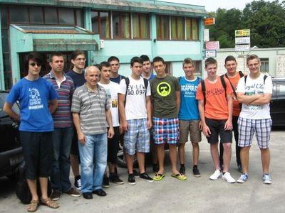 Labinski srednjoškolci na Ljetnoj školi robotike u Bohinju