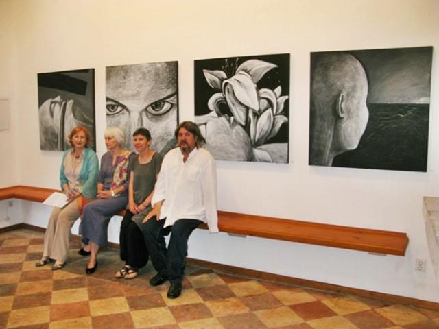 Izložbom Mirjane Matić otvorena izložbena sezona u Galeriji Alvona