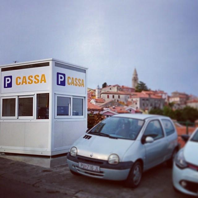 [Obavijest] Početak naplate usluge parkiranja na parkiralištu Stari grad Labin od 1. srpnja 2014. godine