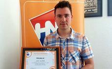 Luka Klapčić najbolji HNS-ov vijećnik u Istarskoj županiji