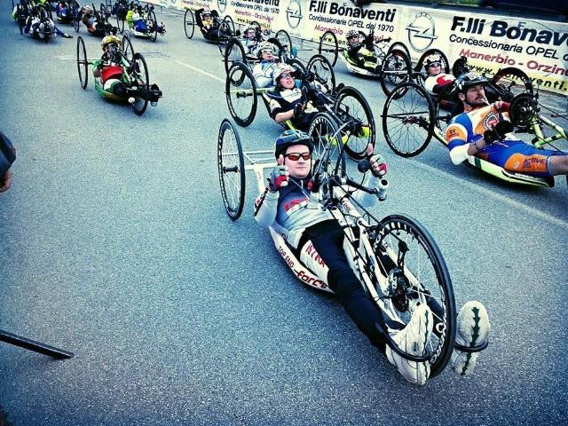 Dejan Nišandžić odličan drugi na Europskom paracycling kupu u Slovačkoj