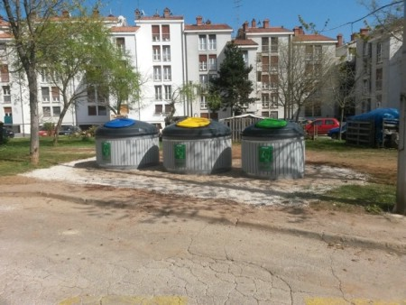 Labinština se prva u Istri počela opremati zelenim otocima
