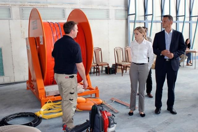 Istarska županija nabavila vrijednu opremu za sprečavanje onečišćenja mora