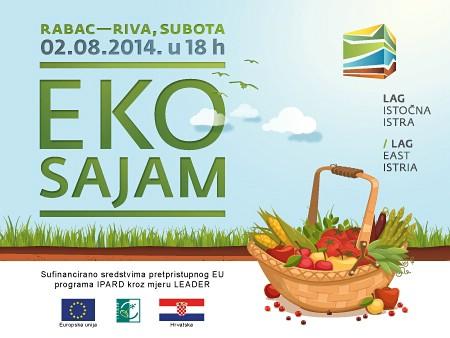U subotu 2. sajam ekoloških proizvoda u Rapcu