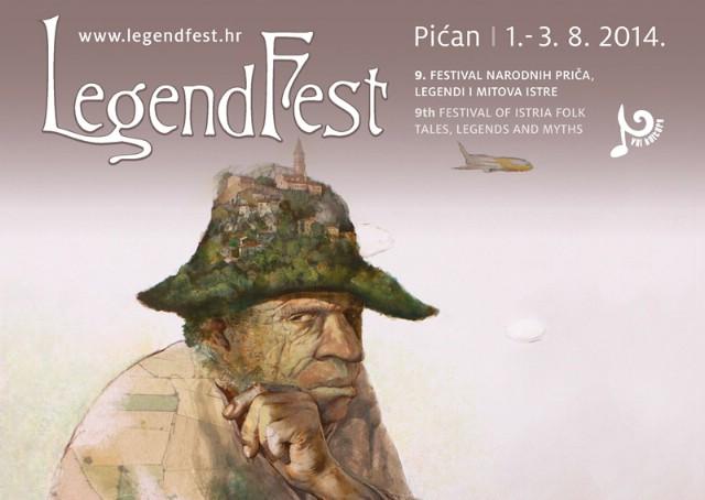 Divovi i patuljci tema ovogodišnjeg Legendfesta