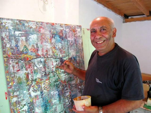 U Galeriji Alvona izlaže Adel Seyoun