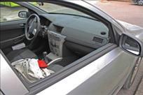 Spriječite provale i krađe iz vozila