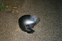 Labin - Koromačno: Teže ozlijeđen motociklist (24)
