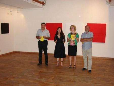 Otvorena samostalna izložba labinske autorice Anesse Alagić Negri