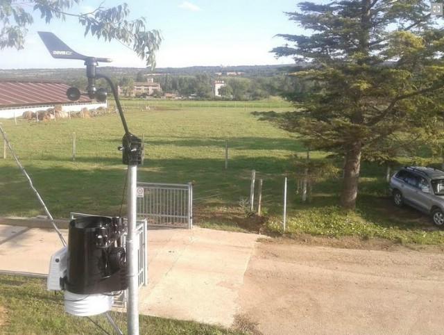 Postavljena moderna meteorološka postaja sa mjeračom UV indeksa u Čepiću