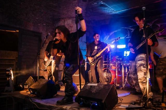 Labinski bendovi Dead Pleasure, Teramoth i Storm na prvom metal  festivalu Dark  `O`  u riječkoj Harteri