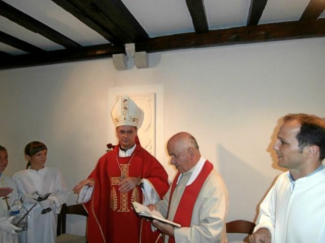 Uz blagoslov porečko-pulskog biskupa monsinjora Kutleše otvoren Pastoralni centar