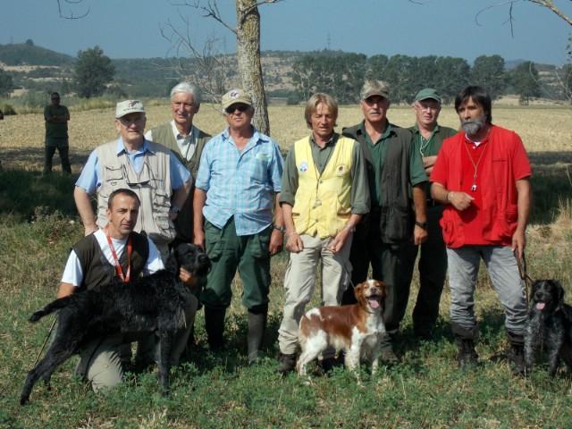 Međunarodna utrka ptičara u Čepić polju