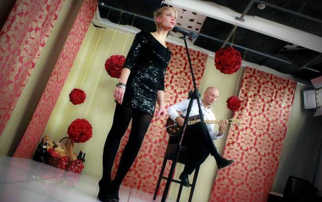 Dva akustična dueta ovog tjedna  za kraj ljetne sezone u labinskom Rock Caffeu