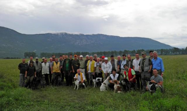 U Čepić polju održana međunarodna utakmica pasa