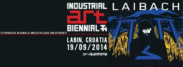 Laibach otvara Bienalle industrijske umjetnosti