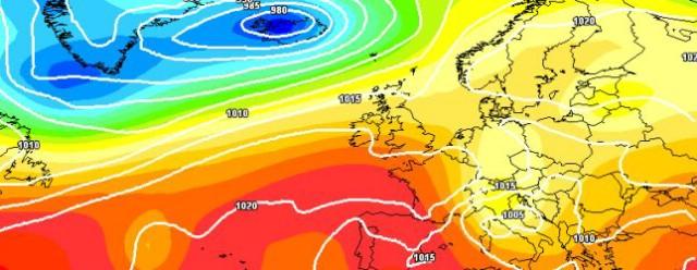 Noćas stiže jako pogoršanje vremena, ponegdje moguće tučonosno nevrijeme i pijavice!
