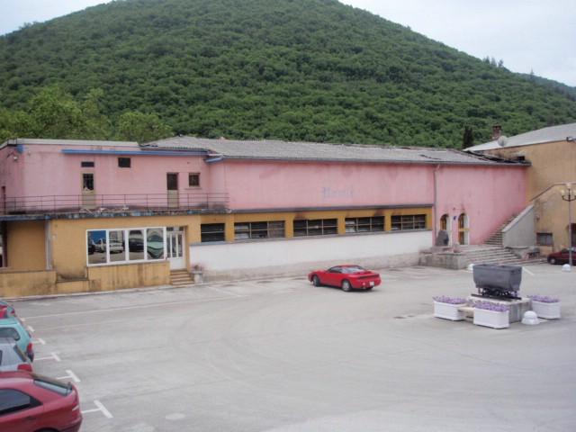 Započinje obnova krova bivšeg kina