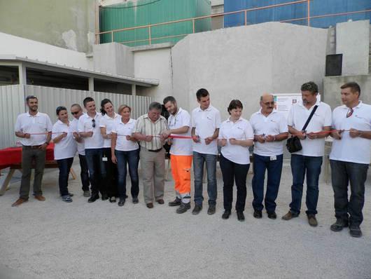Na Danu otvorenih vrata Holcim otvorio laboratorij za beton