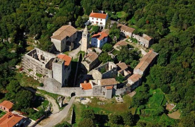 Općina Kršan obnovit će sjeverni dio Kaštela u kršanskom Starom gradu