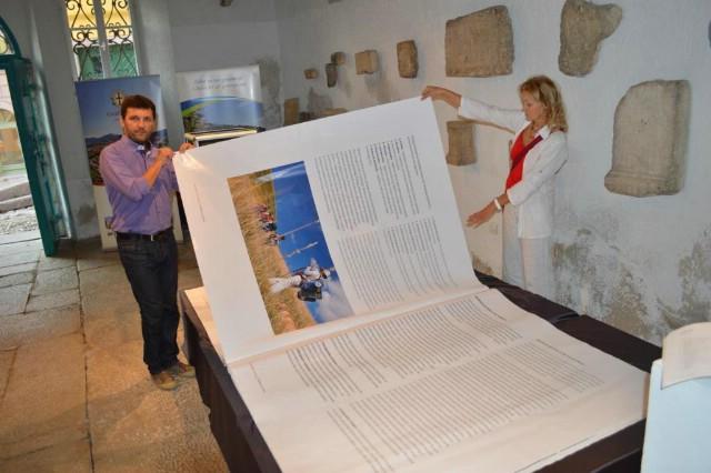 U Labinu predstavljen najveći katalog na svijetu