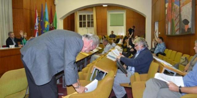 Labinska oporba napustila sjednicu Gradskog vijeća