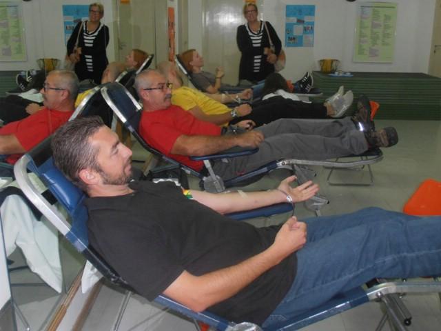Na akciji u Labinu prikupljeno 37 doza krvi