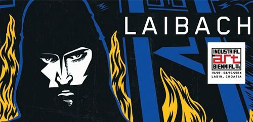BIJENALE INDUSTRIJSKE UMJETNOSTI - OBAVIJEST: Otkazuje se koncert Laibacha