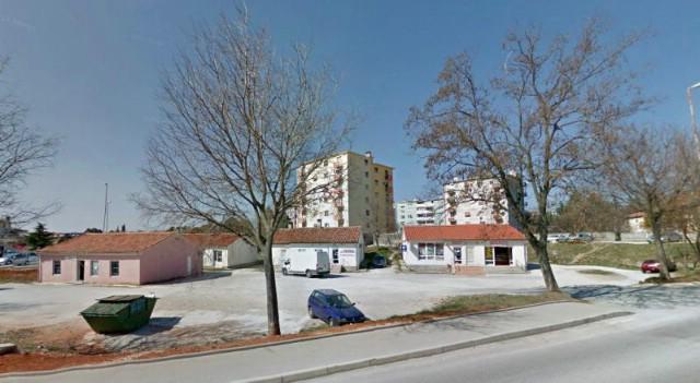 Grad Labin prodaje građevinsko zemljište kraj stadiona