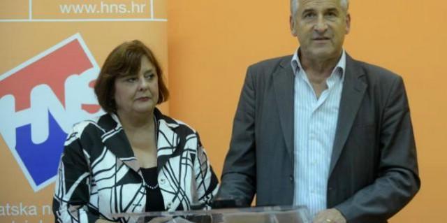 HNS najavio izlaz iz koalicije s IDS-om u Istri