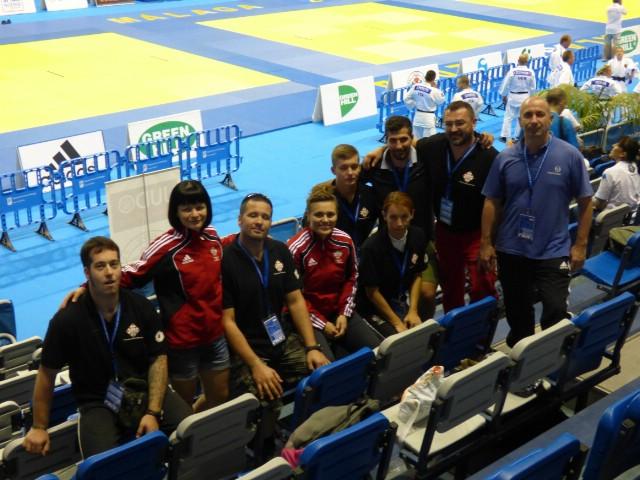 Danijel i Vedran Pizentić nastupili na Svjetskom prvenstvu u katama u Malagi