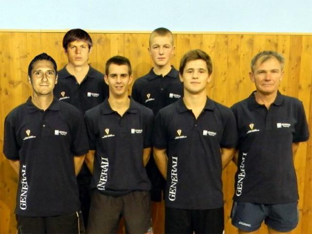 STK Brovinje starta u novoj sezoni Prve stolnoteniske lige Zapad 4. 10. 2014. / Poziv za školu stolnog tenisa