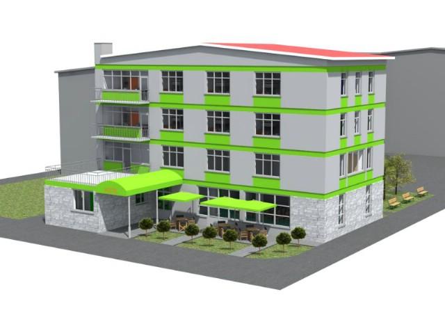 """Zgrada društvenog poduzetništva u pilot programu """"Prostori (su)djelovanja"""""""