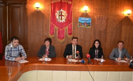Održana konferencija za medije Gradonačelnika Grada Labina