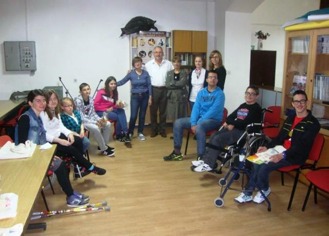 Susret labinskih srednjpškolaca s učenicima i profesorima Srednje ekonomske škole Mije Mirkovića u Rijeci