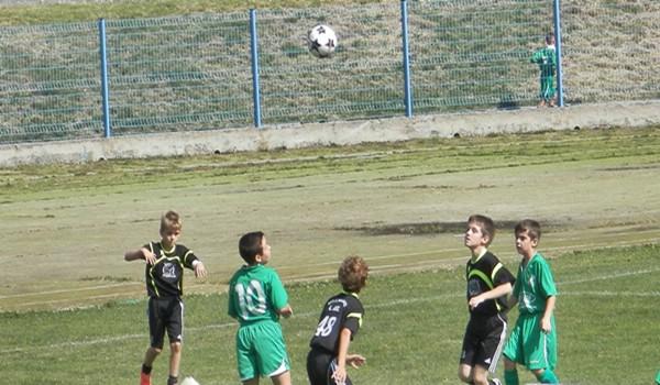 Škola nogometa NK Rudara: Dvije pobjede i poraz najmlađih kovara