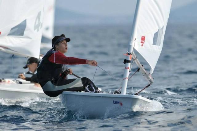Antonio Milevoj prvak Istarske županije u klasi Laser 4.7!