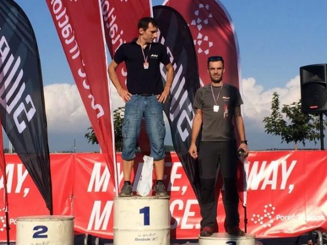 Članovi Triatlon kluba Albona Extreme ovog vikenda osvojili dvije zlatne, jednu srebrnu i dvije brončane medalje