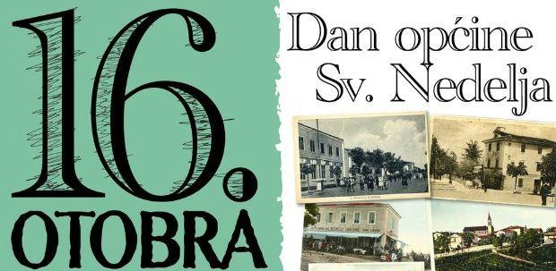 Općina Sveta Nedelja sutra slavi Dan općine