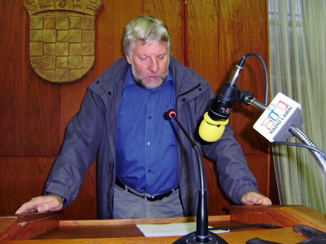 Mladen Bastijanić napustio sjednicu labinskog Gradskog vijeća