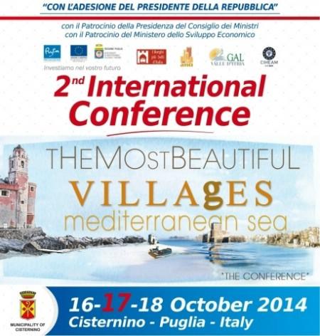 Gradonačelnik Labina na 2. Međunarodnoj konferenciji `Borghi piu'' belli` nel bacino del Mediterraneo
